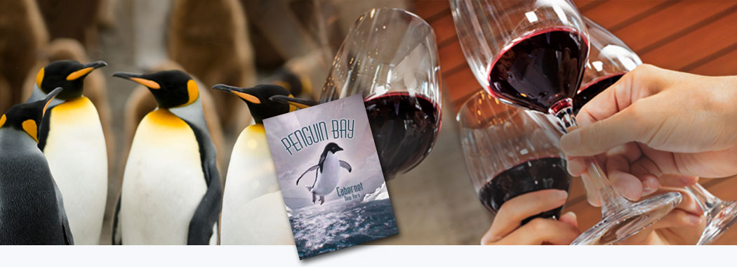 Liven up the party with Penguin Bay Cabernet Franc!