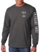 Penguin Bay Logo Long Sleeve T-Shirt